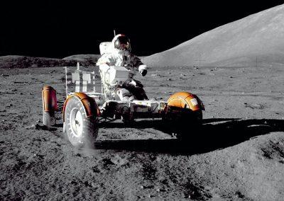 Apollo Moon Rover reference for Aurora