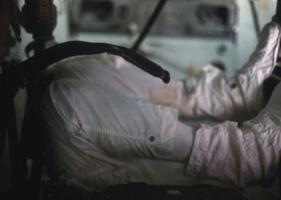 Apollo Astronaut footwear, reference for Aurora