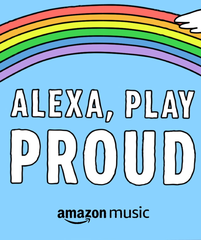 Amazon – Pride Month