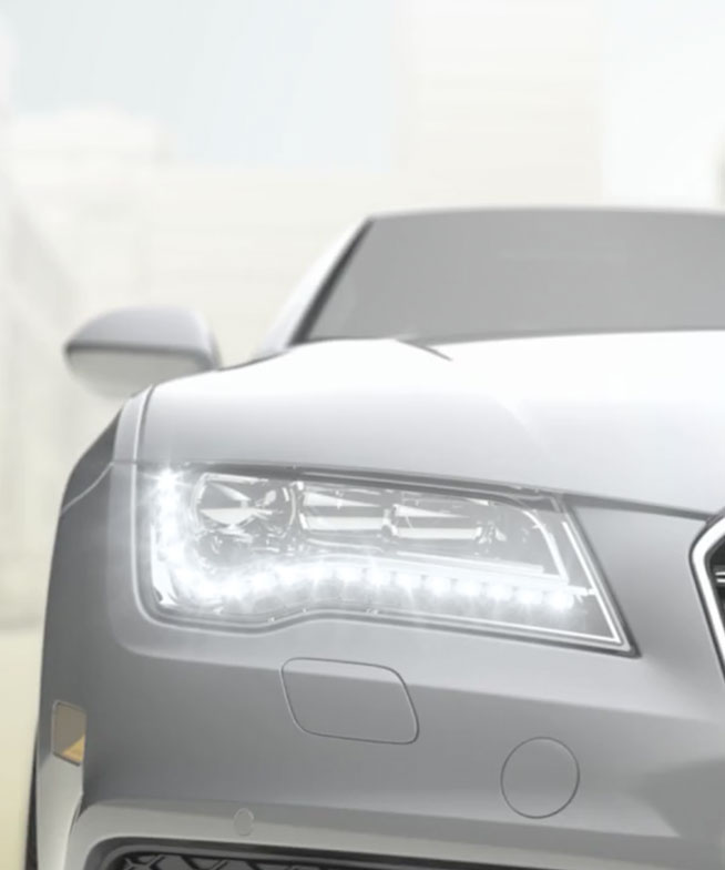 Audi: A7 Times Square