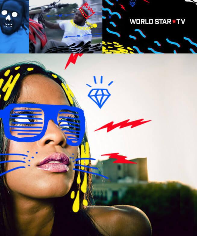 MTV-WorldStarHipHop Storyboards 02