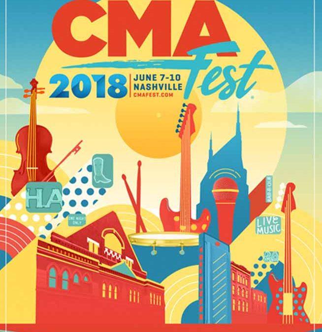 CMA 2018 CMA Fest Rebrand