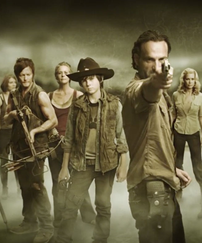 Fox Int'l: The Walking Dead