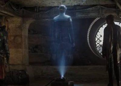 Star Wars Universe Full body hologram reference