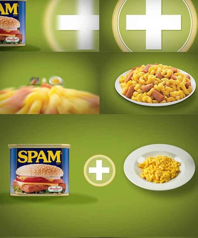 Hormel College Recipes styleframes 3