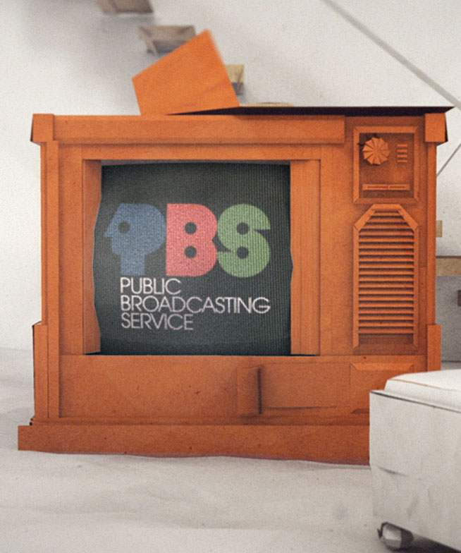PBS Anywhere Brand Campaign