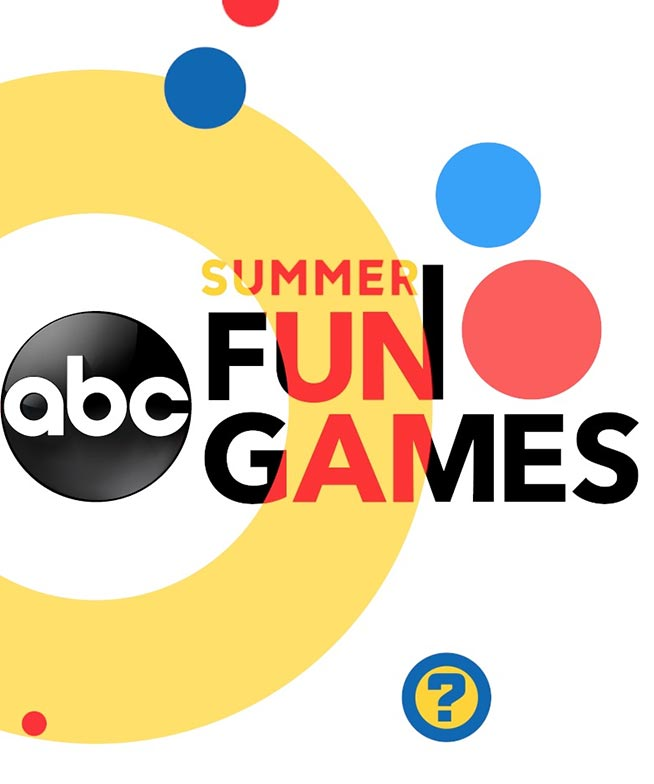ABC Summer Fun and Games