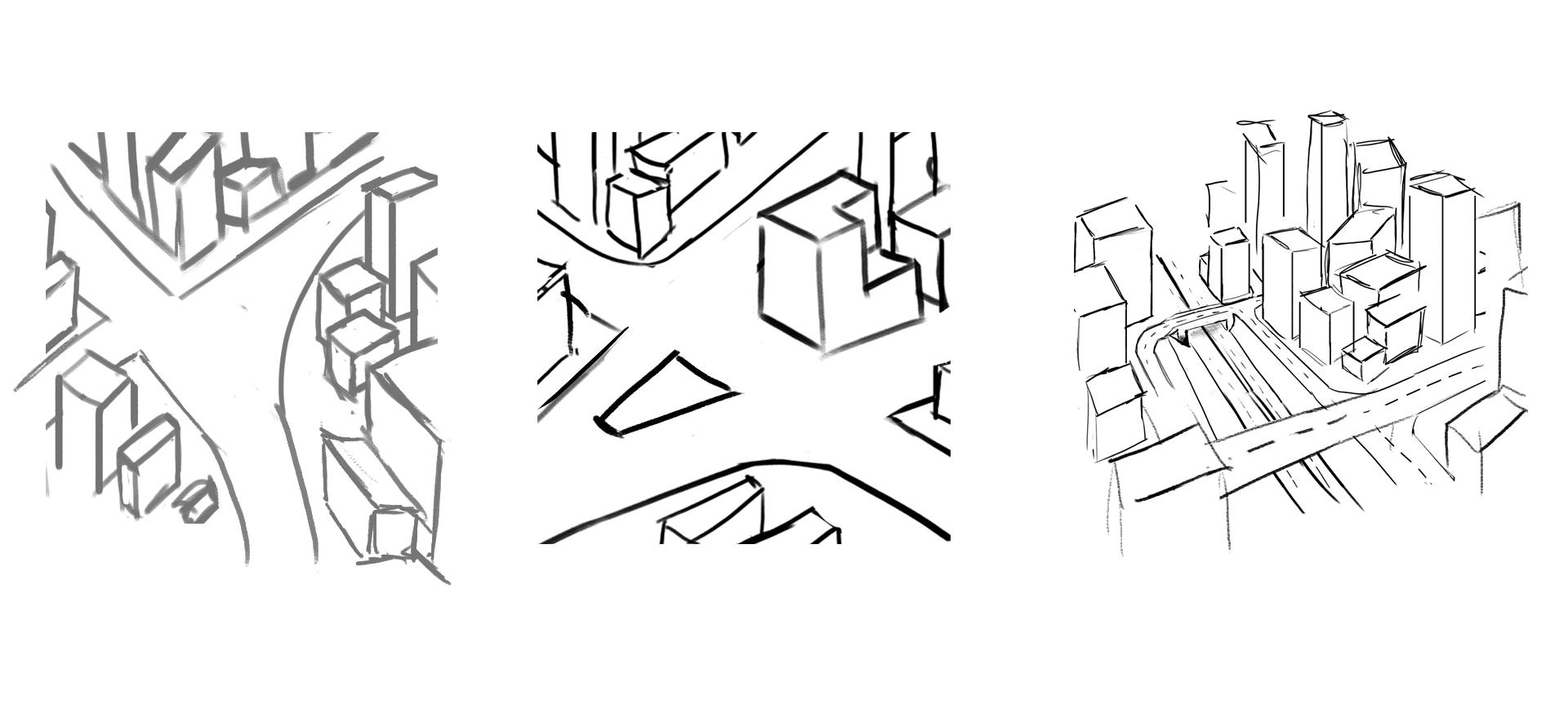 neighborhood sketches