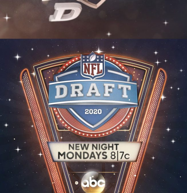 ABC – NFL Draft 2020 – Styleframes 2